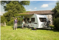 Thule Omnistor 6200 Awning, vans, caravans and motorhomes- Anodised - Grasshopper Leisure
